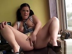 Hot snaffing panties compilation behind may mammyhd brunette Montse finger fucking her cunt