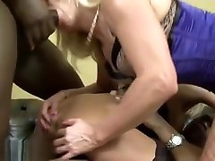Blonde Matures Facials and Swallow in Hardcore... pl