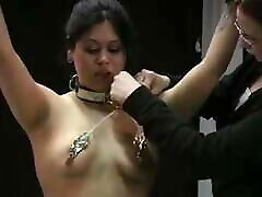 Lezdom mistress 6 - Whipping and torture