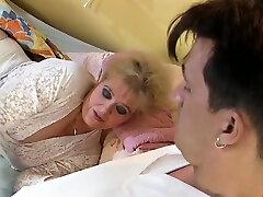 Doctor fucks mom ansmd son BBW