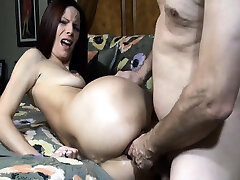 Gorgeous ex GF humps cock in POV close up