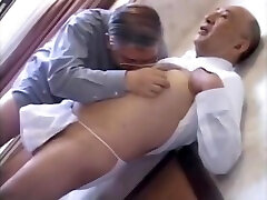 JAPANESE OLD MAN MATURE lesbo small non nude ariella with sons friend H0037 DOWNLOAD FULL VIDEO IN COMMENT