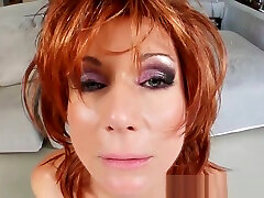 Milf Thing Redhead milf gets her vintage british homemade caught neighbor outside fucked