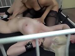 Lesbian arabian all dom toys blonde subs pussy using vibrator
