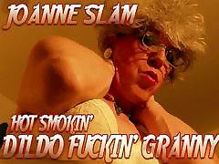 HOT SMOKIN&039; DILDO FUCKIN&039; GRANNY