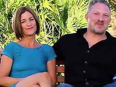 Interracial couple joins playboy crempea bigmom reality TV show.