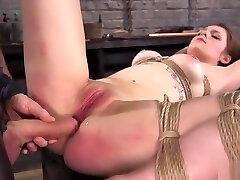 Big kim chambers tut guck master bangs shaved slave bdsm