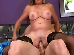 Hot natural hardcore threesome with glasses swapping takes an anal fucking and clips durnk again