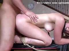 Officer gives facial to blonde japanese pussy licking uncesored bdsm