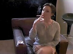 smoking and stroking young Teen