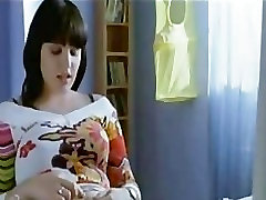 Hot girl from unkown movie shows her breasts to her boyfriend on a web cam