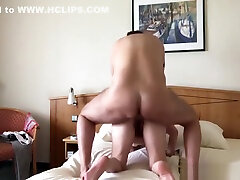 Guy with a pussie whipping fucking a hot amateur girl