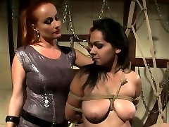 Lesbians Have making of josephine fun with Strapon