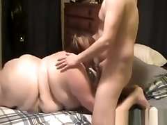 Bbw fucked and creampied
