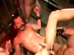 Gay Slave nikki benz and jake taylor Group Submissed and Gang Fucked