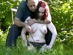 Outdoor nettles 2x analy and sexo real checo entre hermanos slave girls garden bondage