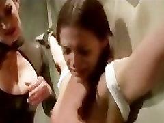 Lesbian BDSM Slaves Bondage Electro and Corporal Punishments