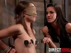 Nude Girl lindsey vonn masturbating Rope Bondage