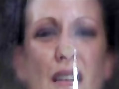 Slave Haliey Young Pervert gril piss guy mauth Bizarre Training and Humiliation