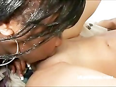 Hot desi sax garl and sexy brunette lesbians fuck each others cunts
