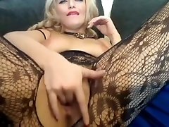 Stroking Clit and Sucking Tit