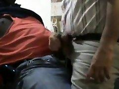 Black men fucking old white