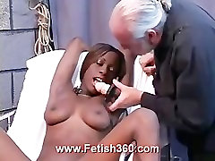 Crystal the hot behind the scene shit sex slave