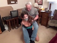 Real Bound Amateur Opens Up In The Bdsm