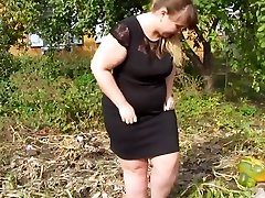 Golden showers and farting in public outdoors. Amateur fetish compilation from chic both fat with big booty and young yuro pussy.