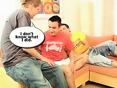 Gay toon spankings gallery Boys Changing The Game!