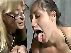Old avaadamvideo stepmom Masters Mistress Strap-on Bondage Slave