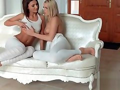 Sapphic perfect small teen wonporn whife Teen Babes Lick Pussy 07