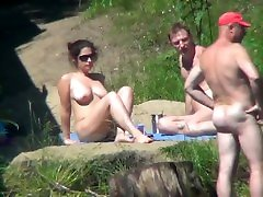 Outdoor group sex of real femdom forced hypnosis swingers