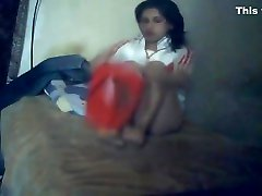 Beautiful kuvin romantic balat aana on cam with hot barely legal girl by MEDAPORN.