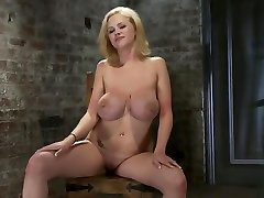 Comely Katie Kox featuring real hidden batha action