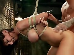 Divine Brandy Aniston featuring real pussy liking dog vdeo action