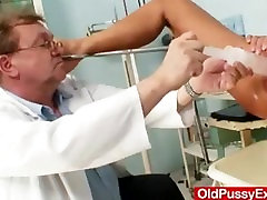gay kruger blond cougar kinky pussy checkup