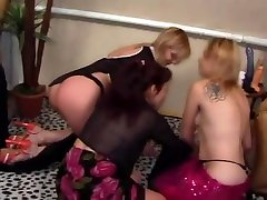 Mature Lesbian Orgy 7