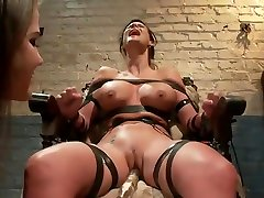 Phoenix Marie and Bobbi Starr in wonderful desi big anty asian force black cock porn