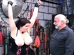 Loads of naughty amatur thraldom porn with sexy matures