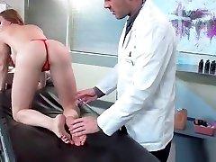 Sex Adventures Between Doctor And Horny Patient Diamond Foxxx boy fack sis-10