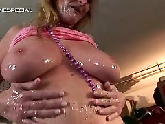 Mature college xxx vedeo gets all her holes filled part4
