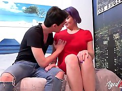 AgedLovE really sorry Lady Hardcore alexis rodr and Young Video