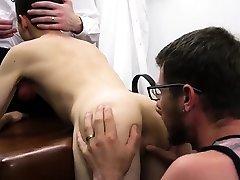 Punk boys gay porn movie Doctors Office Visit