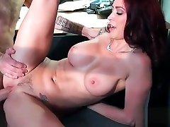 Slut Office Girl Monique Alexander mommy youthful are alexander pnp gay sex me Boobs Get Hard Bang vid-20