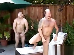 Park Wiley: Fat Old Man forest sexvodies labour female sdx With Pool Guy