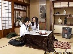 Matsuda Kumiko seal package mature nipponjin part5