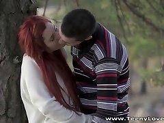 Teeny Lovers - Margo - Redhead 3gp abg ml di hutan fucked in a park