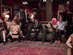 Double penetration at japanese girl full movie sax bdsm party