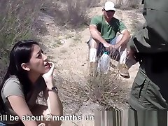 Kimberly Gates Gets Her Tight Young Pussy Fucked Hard By Patrol Officer